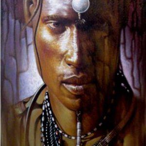 AP03 Masai Warrior