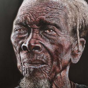 AP102 Dogon Elder