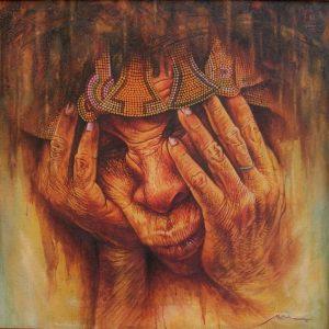 AP15 San Elder Woman