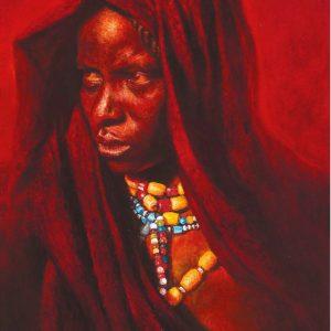 AP20 Afar Woman