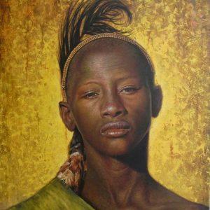 AP21 Young Masai Man