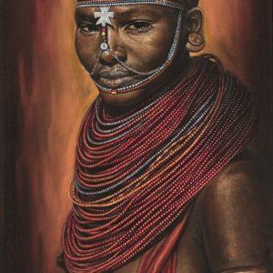 AP30 Samburu Woman