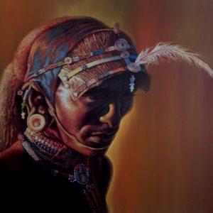 AP33 Samburu Warrior