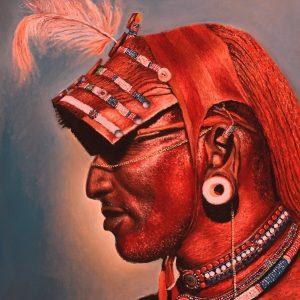 AP35 Samburu Warrior