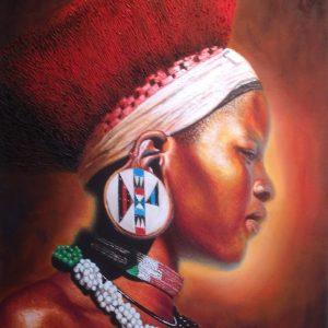 AP38 Tugela Girl
