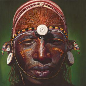 AP39 Samburu Warrior