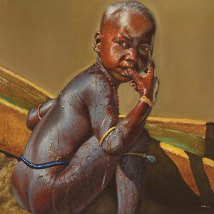AP44 Samburu Child