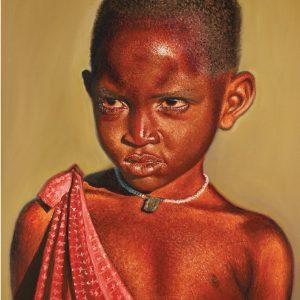 AP45 Masai Child