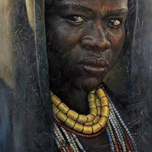 AP51 Afar Woman