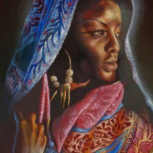 AP71 Senegalese Beauty