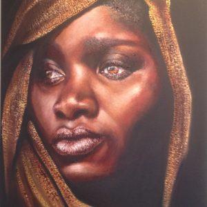 AP76 African Beauty