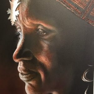 AP79 Samburu Woman