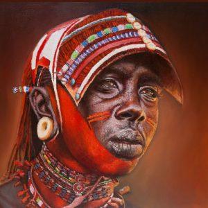 AP91 Samburu Warrior