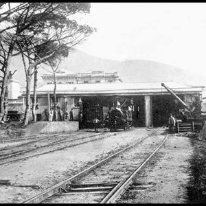 CT 30 Cape Town Station