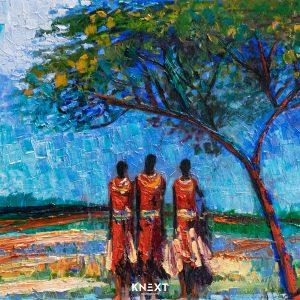 VIGLIETTI Oil on canvas 900x600mm 2019 R45000
